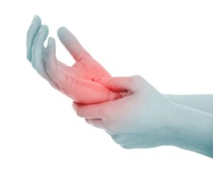 Hand pain and numbness
