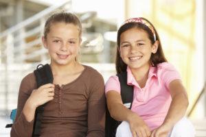 Children and Backpacks